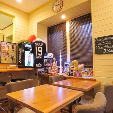 cafe&bar 19の雰囲気1
