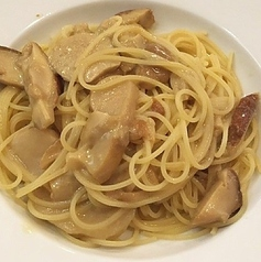 イタリア産ポルチーニのパスタ