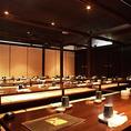 40名様程度の個室です!!岡山駅周辺で個室の居酒屋と言ったら、若の台所岡山駅前店です♪是非、当店をご利用ください!お待ちしております!!