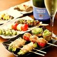 品質へのこだわりや自信が笑顔に繋がります。日本一の農場「株式会社大山どり」で愛情を持って育まれている大山どり。「大山のたまご」「砂丘らっきょう」「北条ワイン」などの魅力のある食材。それらの魅力を自信を持ってお届け出来るからこそ、お客様の笑顔に繋がります。川崎での宴会は当店にお任せください。