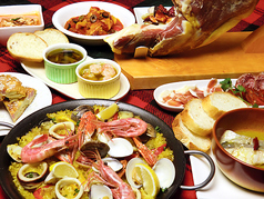 多国食彩 ウフ 富山の店舗写真