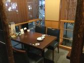 1Fテーブル席です。