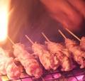 料理メニュー写真四万十鶏 炭火焼き鳥