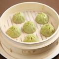 料理メニュー写真烏龍茶風味小籠包(6ヶ)