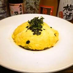 桜海老とふわふわ玉子の焼飯