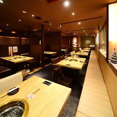 焼肉 源's 栄町支店の雰囲気1