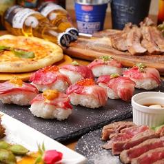 赤身肉と地魚のお店 おこげ 浜松店の特集写真