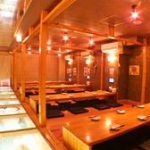 和風創作 個室ダイニング 華しずく 宮崎店の雰囲気3