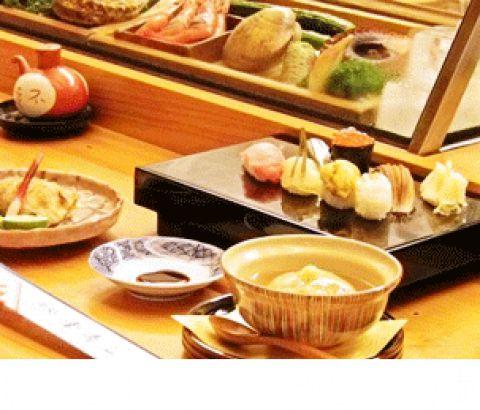 【しっかりとお食事を堪能したい方におすすめ】 会席料理 8800円〜(税込)