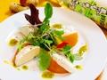 料理メニュー写真ダイワファームのモッツァレラチーズとトマトのカプレーゼサラダ
