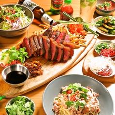 エスニック肉バル ティット 田町店の写真
