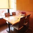 広々としたテーブル席は落ち着いた『和』の空間♪都会の喧騒を忘れさせるような空間は思わず何時間でもくつろいでしまいそうです♪
