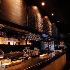 standing wine bar Qの画像