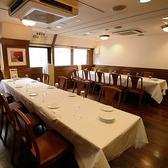 【6階宴会場の完全個室】人数やシーンに合わせて多彩な個室をご用意しております