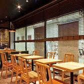 レイアウト変更可能なテーブル席をご用意しております♪幅広い人数の対応も可能ですのでお気軽にお問い合わせください♪武蔵浦和でイタリアンを食べたい方にオススメ♪