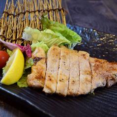 三元豚ロース肉の西京焼
