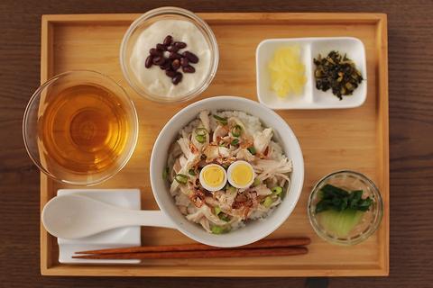 【平日限定!】本場台湾の味を味わう!鶏肉飯ランチセット1,200円→1,000円(税抜)