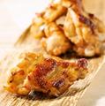 料理メニュー写真骨付き熟成鶏のかぶり焼き