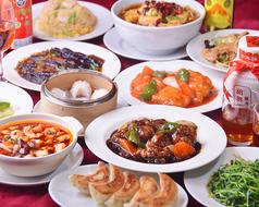 中華厨房 杏杏のコース写真