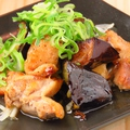 料理メニュー写真なす鶏南蛮