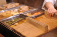55年続く【金澤おでん】の老舗。厳選した食材を使った、加賀の伝統の味を是非ご賞味ください。