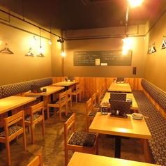 とりごころ食堂の雰囲気1