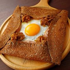 コンプレット オニオンのシードルコンフィ【卵・ハム・チーズ・オニオン】