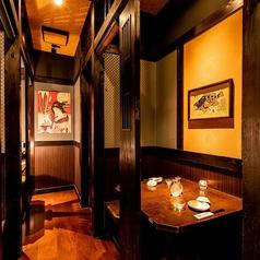 ◆ソファ個室席◆柏店は扉付個室席を豊富にご用意!ゆったりお寛ぎいただけます。女子会・合コンに◎
