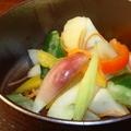 料理メニュー写真【オススメ】彩り野菜の浅漬け