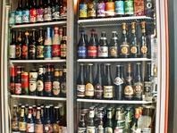 世界のビール約180種!!海外BEER=Rohan★エチゴBER入荷!