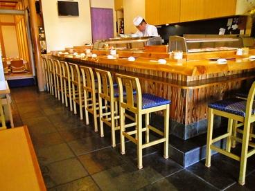 江戸ッ子寿司の雰囲気1