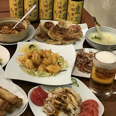 中華居酒屋 東瀧餃子宴 浜松町店のコース写真