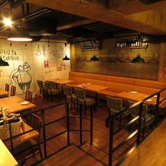 イタリア料理とワイン arco アルコの雰囲気1