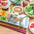 【歓送迎会◎】本格ベトナム料理 『宴コース』|コーン海老炒め・海鮮サラダ・フォーなど2980円!飲み放題付は4260円!