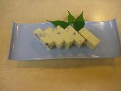 料理メニュー写真レーズンチーズ
