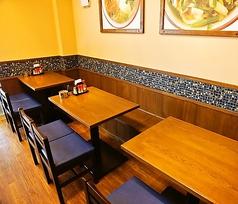 ★ウミカジテラス店※テーブルは全3テーブル。3名席×2、4名席×1