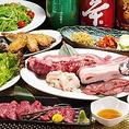 人気、きむら屋焼肉食べ放題コース詳しくはコースにてご覧ください!