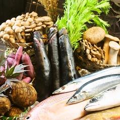 旬彩ながやの天婦羅屋のおすすめ料理1