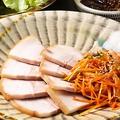 料理メニュー写真ポッサム(豚バラ料理)
