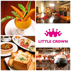 LITTLE CROWN Cafe リトルクラウンカフェの写真