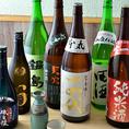 利き酒チャレンジもあります!正解すればプレミア日本酒プレゼント♪