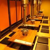 ホルモン食堂 五条店の雰囲気3