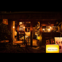 Mother Moon Cafe* マザームーンカフェ 三宮本店の雰囲気1