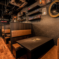 THE BLACK BULL CLUB ザ ブラック ブル クラブ 高崎店の雰囲気1