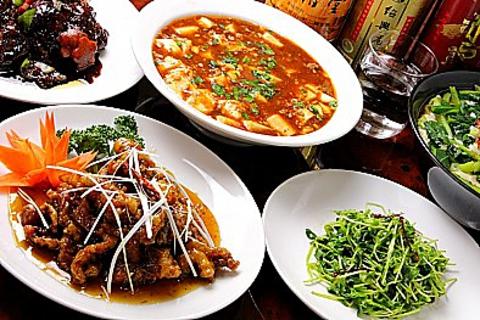 本格中華がリーズナブルに味わえる。味が魅力の中華料理屋さん。なんと食べ放題有り!