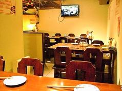 1F奥にあるご宴会テーブル席です♪最大20名様までのご利用が可能です♪忘年会や同窓会、各種ご宴会席としてご利用下さい。