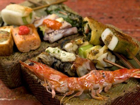 季節ごとの旬食材をいかし、美味しいものは美味しい時期に…をお楽しみ頂けます。