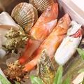 料理メニュー写真季節、旬の魚 ※セリ市場の相場値により変動有り