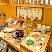 各種タレで色々な風味をお楽しみ頂けます