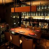 【完全個室完備】個室テーブル席(6名様用) 宴会や接待などにもご利用頂けます♪
